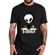 blindskateboard, lettersprint, Shorts, Graphic T-Shirt