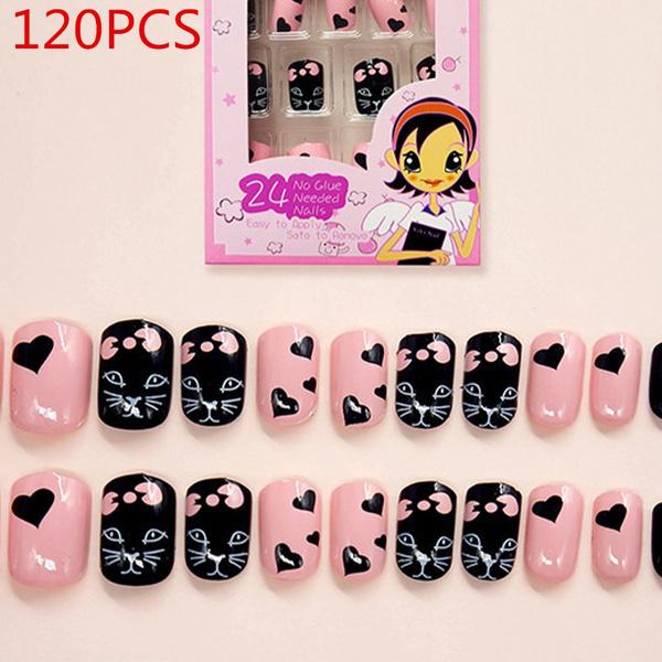 Makeup, nail stickers, nail art kit, Beauty