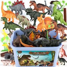 Box, Mini, Toy, dinosaurtoy