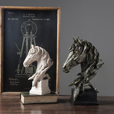 horse, tvcabinetdecoration, Gifts For Men, Office