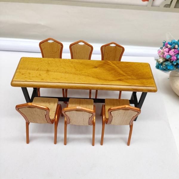 Mini, dollhousefurniture, Restaurant, Home & Living