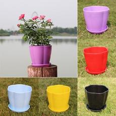 Plastic, plasticpot, Flowers, Home Decor