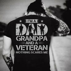 veterantshirt, grandpashirt, fathershirt, dadtshirt