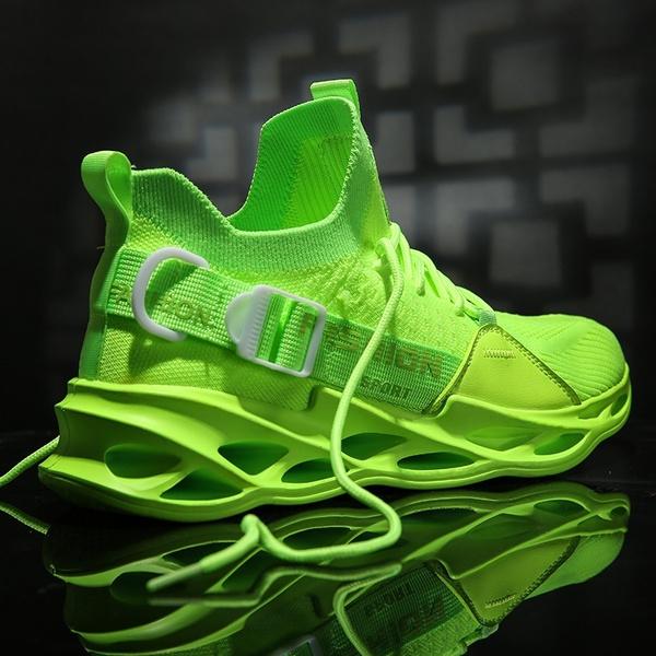 fluorescencesneaker, Sneakers, Fashion, sports shoes for men