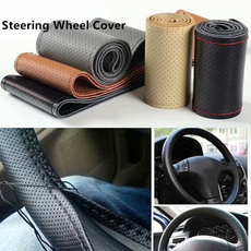 Vehicles, carwheelcover, leather, Handmade