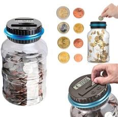 Box, coinbankmoneybox, moneybox, coinsavingbox