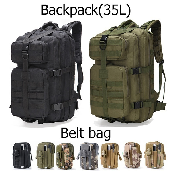 men backpack, Outdoor, Hiking, camping
