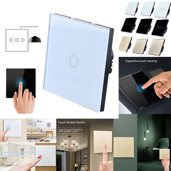 Touch Screen, LED Strip, smartswitch, touchswitch