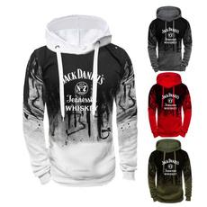 hoodiesformen, Outdoor, pullover hoodie, Spring