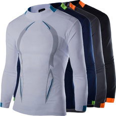 Fashion, quickdryshirt, Sleeve, Fitness