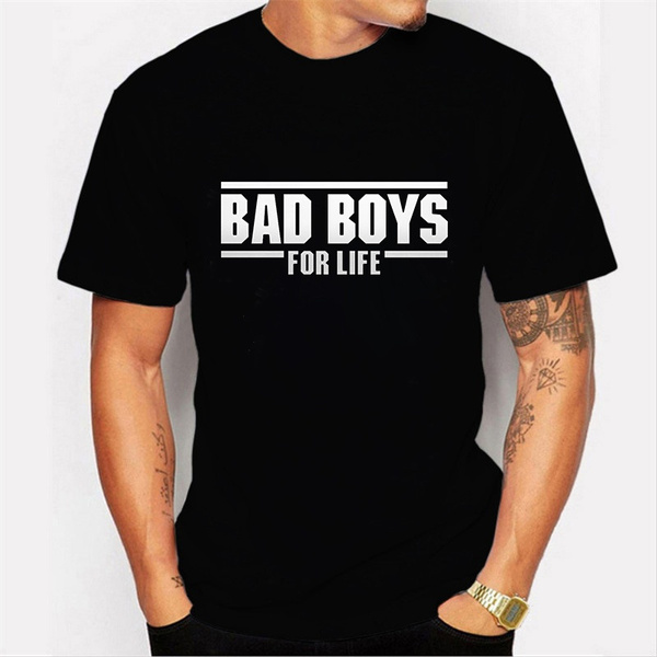 Summer, badboysforlife3tshirt, Cotton T Shirt, Sleeve