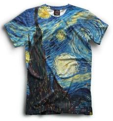 art, Fashion, menssummertshirt, printed