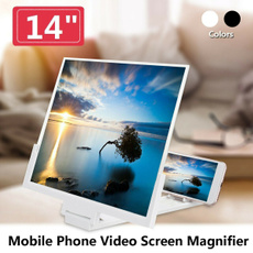screenmagnifier, phonemagnifierbracket, Mobile, Glass