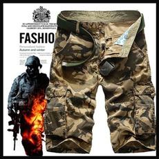 Summer, Shorts, straightmen, kneelengthshort