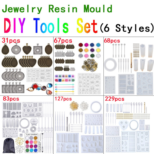 moldesdesilicon, resineepoxy, Jewelry, jewelrypendant