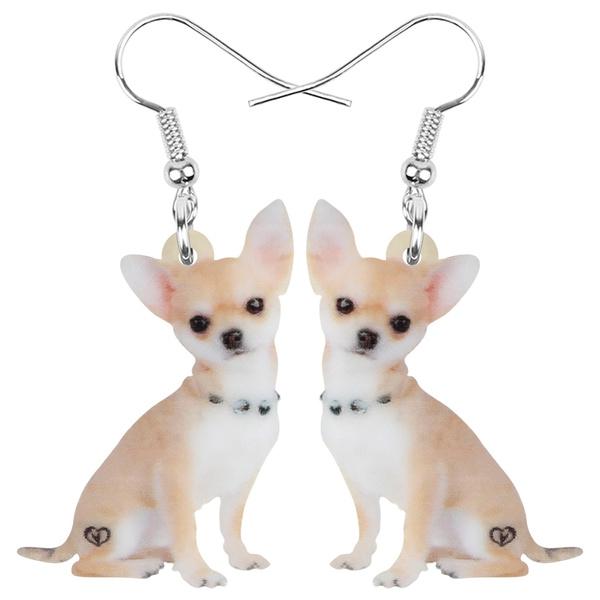 dogearring, animalpendantsjewelry, decoration, Earring