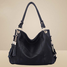 Shoulder Bags, Tassels, Fashion, Capacity
