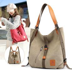 women bags, Shoulder Bags, Canvas, Tote Bag
