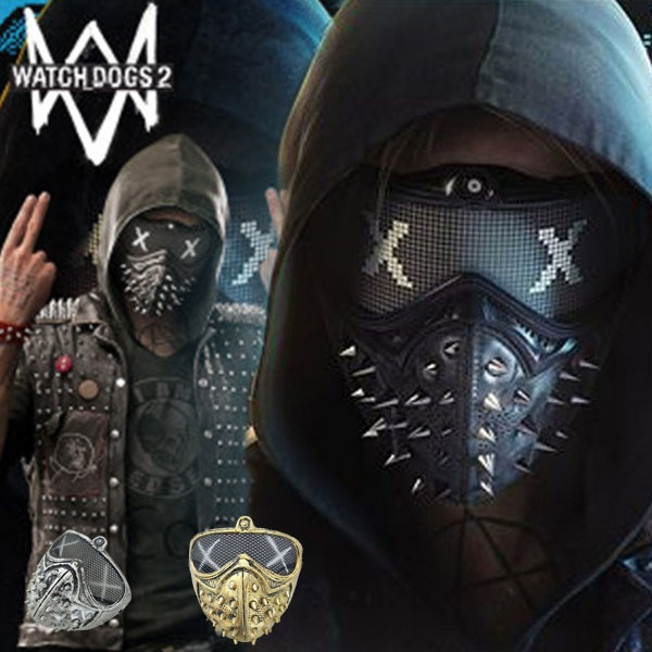 watchdogmask, devils, Cosplay, partymask