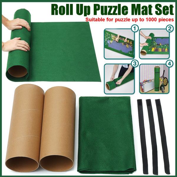 Puzzle Storage Mat Rolling Up Puzzle Felts Storage Pads