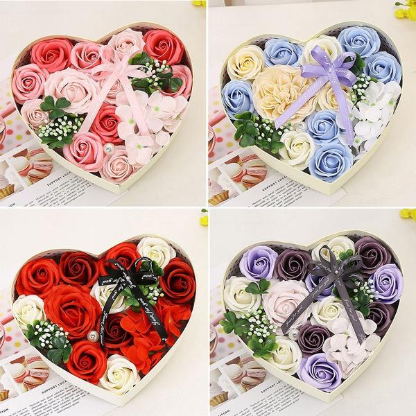artificialdecor, bathsoap, Bouquet, romanticgift