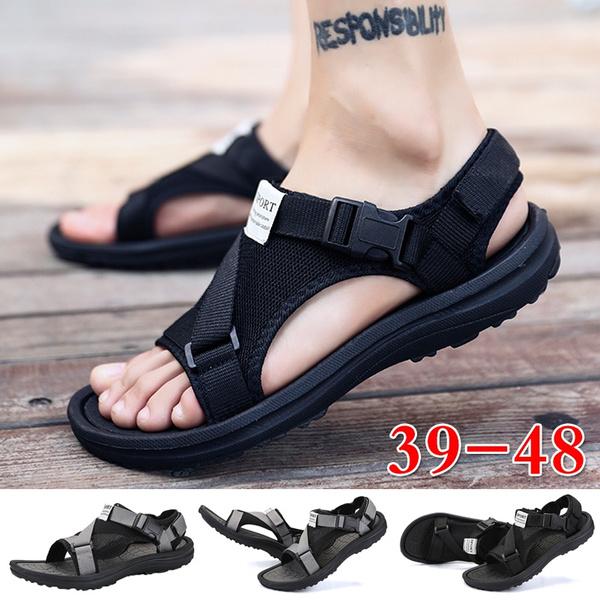 casual shoes, beach shoes, Plus Size, sandalsformen