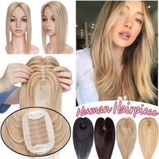 hairtopper, Synthetic, longstraighthair, human hair