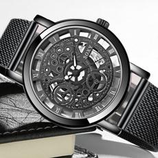 Luxury Watch, businessmenwatch, business watch, Stainless Steel