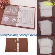 case, Scrapbooking, leather, Storage