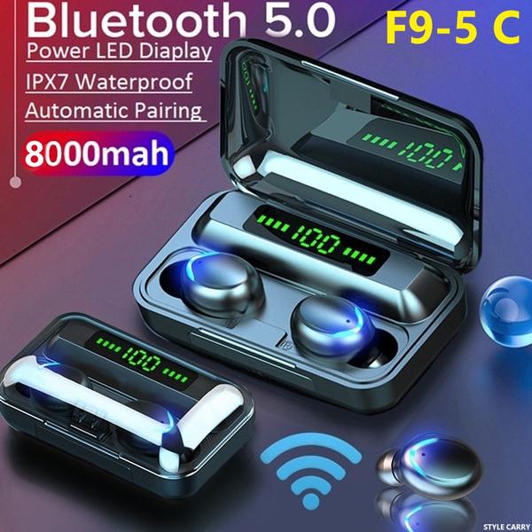 sportearbud, Headset, led, Waterproof