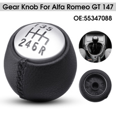 gearshiftknob, alfaromeo, alfa, leather