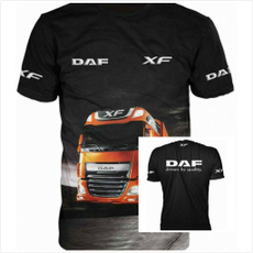 daf, Shirt, Driver, Backs