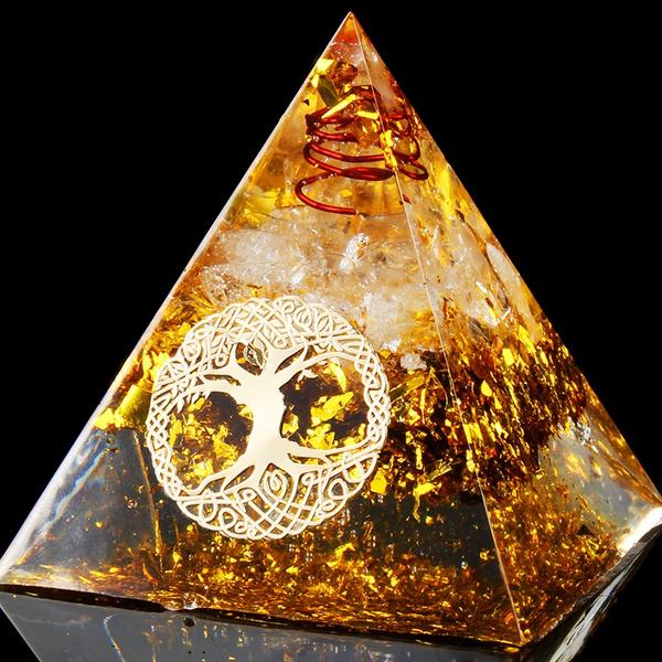 pyramid, Jewelry, pyramidecrystal, orgonepyramid