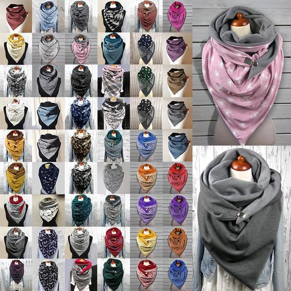 Scarves, Women's Fashion & Accessories, Scarves & Shawls, Shawl Wrap