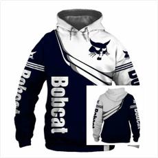 hooded, Shirt, Fashion Hoodies, Tops