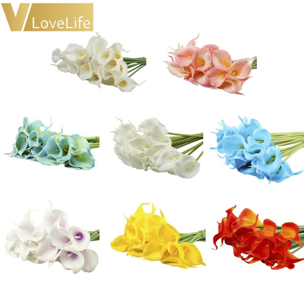 puflower, callalily, Flowers, Home Decor
