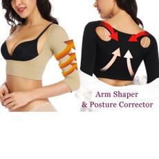 Women, weightlo, seamlessarmsleeve, bodysculpting