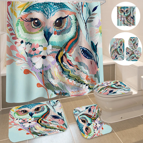 Bathroom Accessories, leaf, bathroomcurtain, Shower Curtains