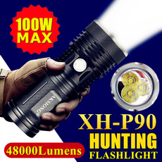 Flashlight, Outdoor, led, projection