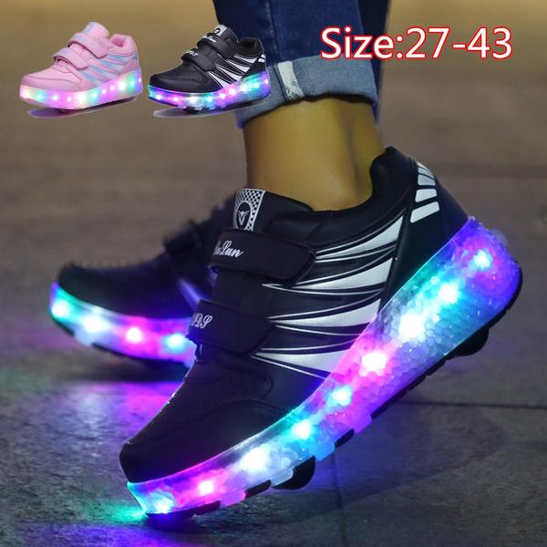 casual shoes, adultlightshoe, rollerskate, Womens Shoes