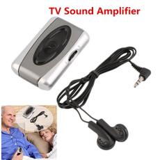 soundamplifier, voiceamplifier, megaphone, tvamplifier