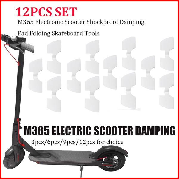 scooterdampingcushion, rubbershakereducerspad, electricskateboard, Electric