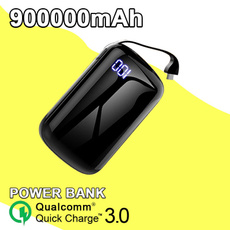 Mini, Mobile Power Bank, Battery Charger, Phone