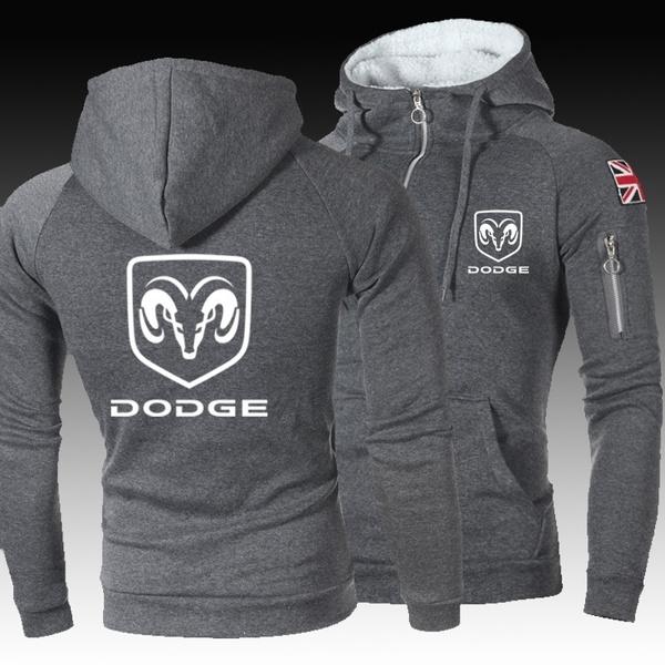 Dodge, hooded, streetswear, dodgeram