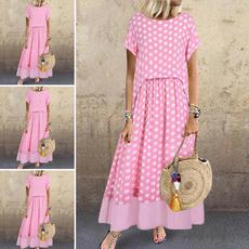 pink, Summer, Shorts, irregulardres