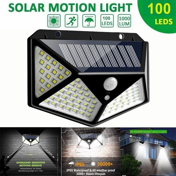 motionsensor, Sensors, Outdoor, waterprooflight