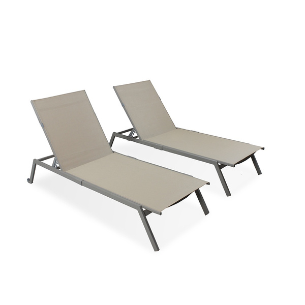 Heavy, adulttanningsunbathingpoolsideseat, Outdoor, Heavy Duty