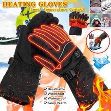 heatingglove, warmglove, Electric, Waterproof