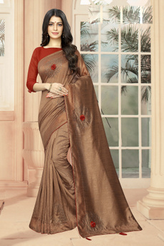 Bollywood, brown, silk, indiantraditionalethnicsty