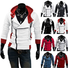 Sport, personalityhoodie, Hombre, Assassins Creed Jacket